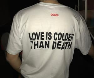 love, cold, and death image