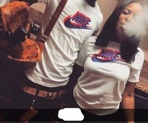 couple, goals, and weed image