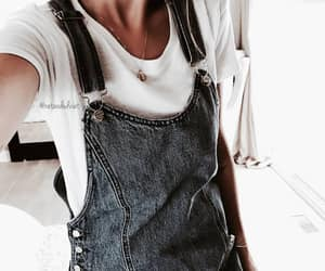 girl fashion style, outfits luxury glamour, and blue denim clothes image