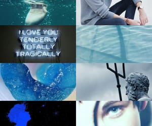 aesthetic, percy jackson, and heroes of olympus image
