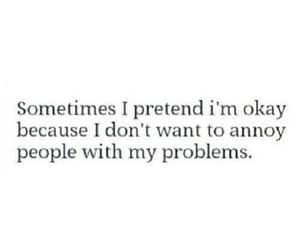 life, pretend, and okay image