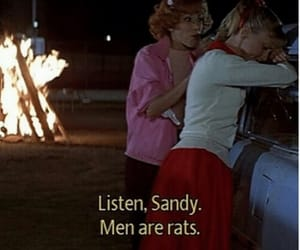 grease, men, and quotes image