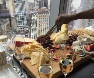 food, wine, and city image