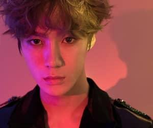 kpop, music, and spotlight image