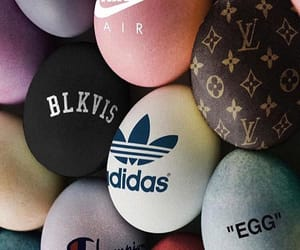adidas, eggs, and nike image