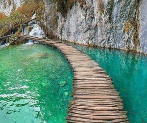water, travel, and Croatia image