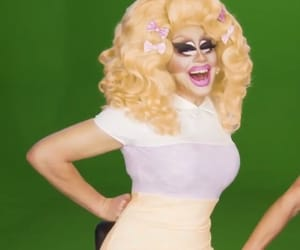 icon and trixie mattel image
