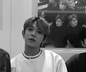 lucas, nct, and gif image