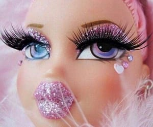 pink, barbie, and bratz image