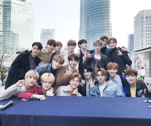 kpop, fansign, and nct 2018 empathy image