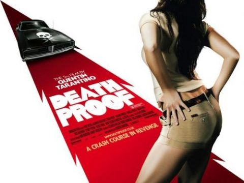 qt, Death Proof, and tarantino image