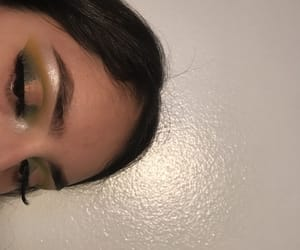 eyes, eyeshadow, and lashes image