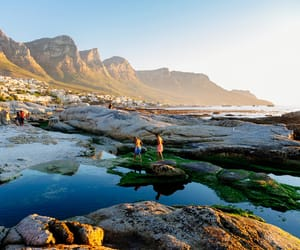 beach, explore, and south africa image