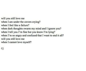 cry, failure, and poem image