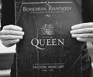 Queen, bohemian rhapsody, and music image