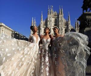 dresses, fashion, and girl image
