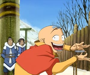 aang and avatar image