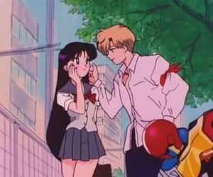 sailor moon, anime, and sailor mars image
