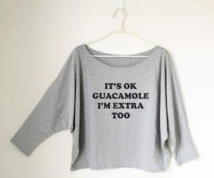 etsy, extra, and women t shirt image
