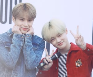 jungwoo, nct dream, and nct image