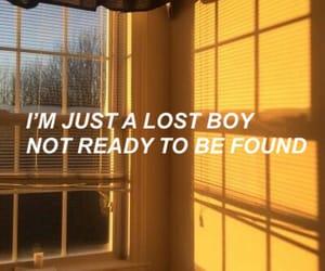 Lyrics, troye sivan, and lost boy image