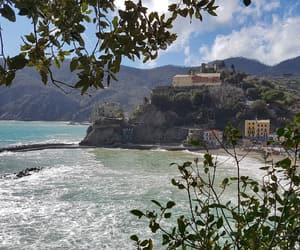 beautiful, liguria, and spring image