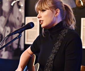 era, Taylor Swift, and guitar image