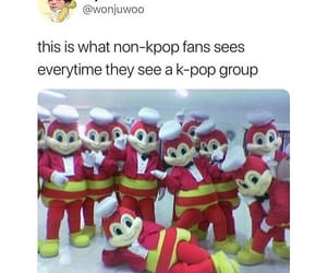 kpop memes, happy + smile, and tumblr + whi + instagram image