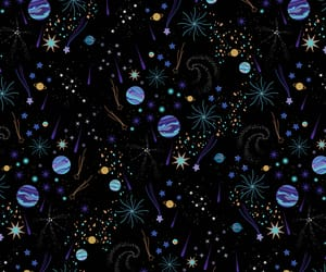 pattern and space image