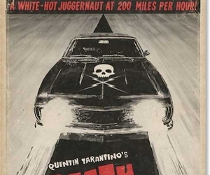 noir, poster, and Death Proof image