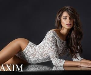 beautiful, model, and bruna lirio image