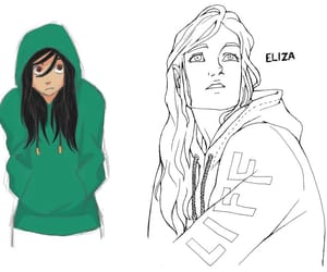 eliza and her monsters image