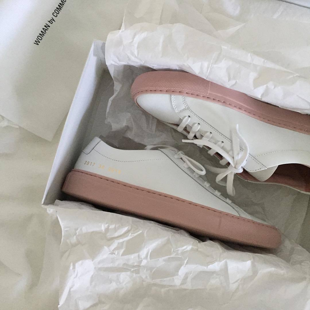 shoes, aesthetic, and pink image