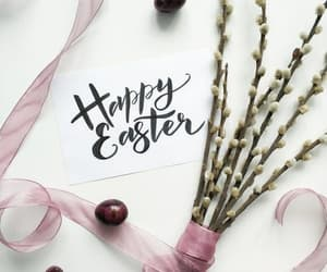 spring, easter, and eggs image