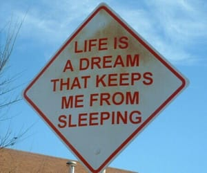 quotes, life, and Dream image