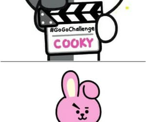 jungkook, cooky, and bt21 image