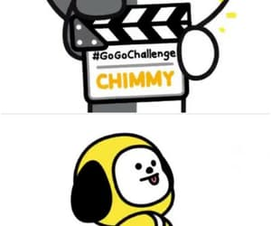 bts, jimin, and chimmy image