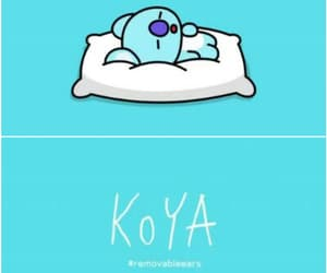 rm, bts, and koya image