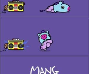 bts, jhope, and mang image