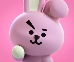 bts, bt21, and bunny image