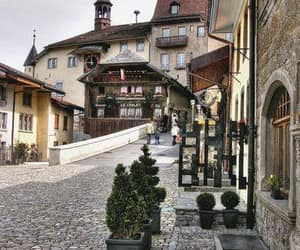 europe, village, and Houses image