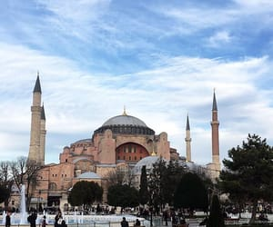 architecture, grandeur, and istanbul image