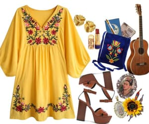 latina, Polyvore, and clothes image