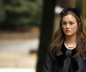 article, blair waldorf, and leighton meester image