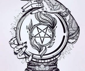 magick, witch, and spellcasting image