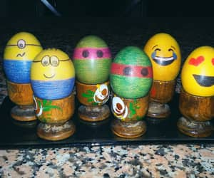 easter, egg, and minions image