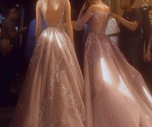 dresses, fashion, and elegant image
