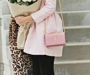 ankleboots, Fashion girls, and pink dress image