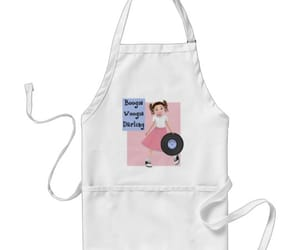 boogie woogie and darling apron image