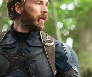captain america, chris evans, and Avengers image